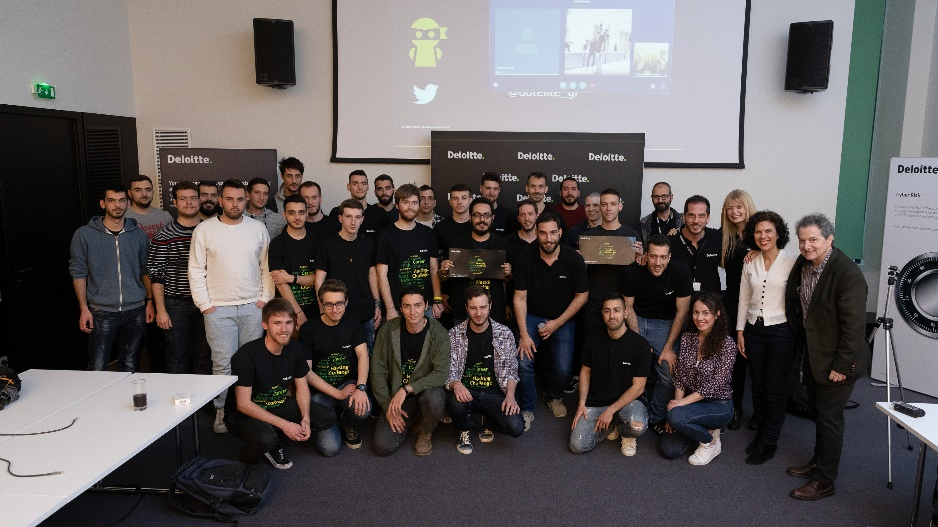 1st Greek Student Hacking Challenge